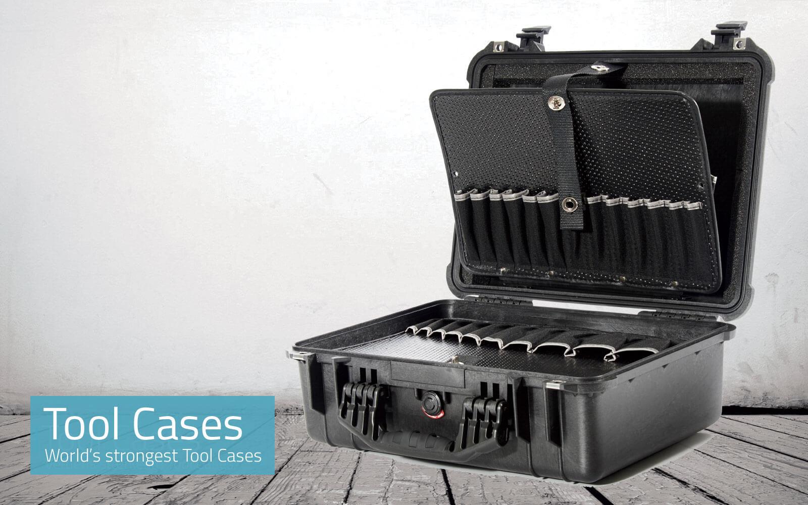 Se alle Peli Tool Cases