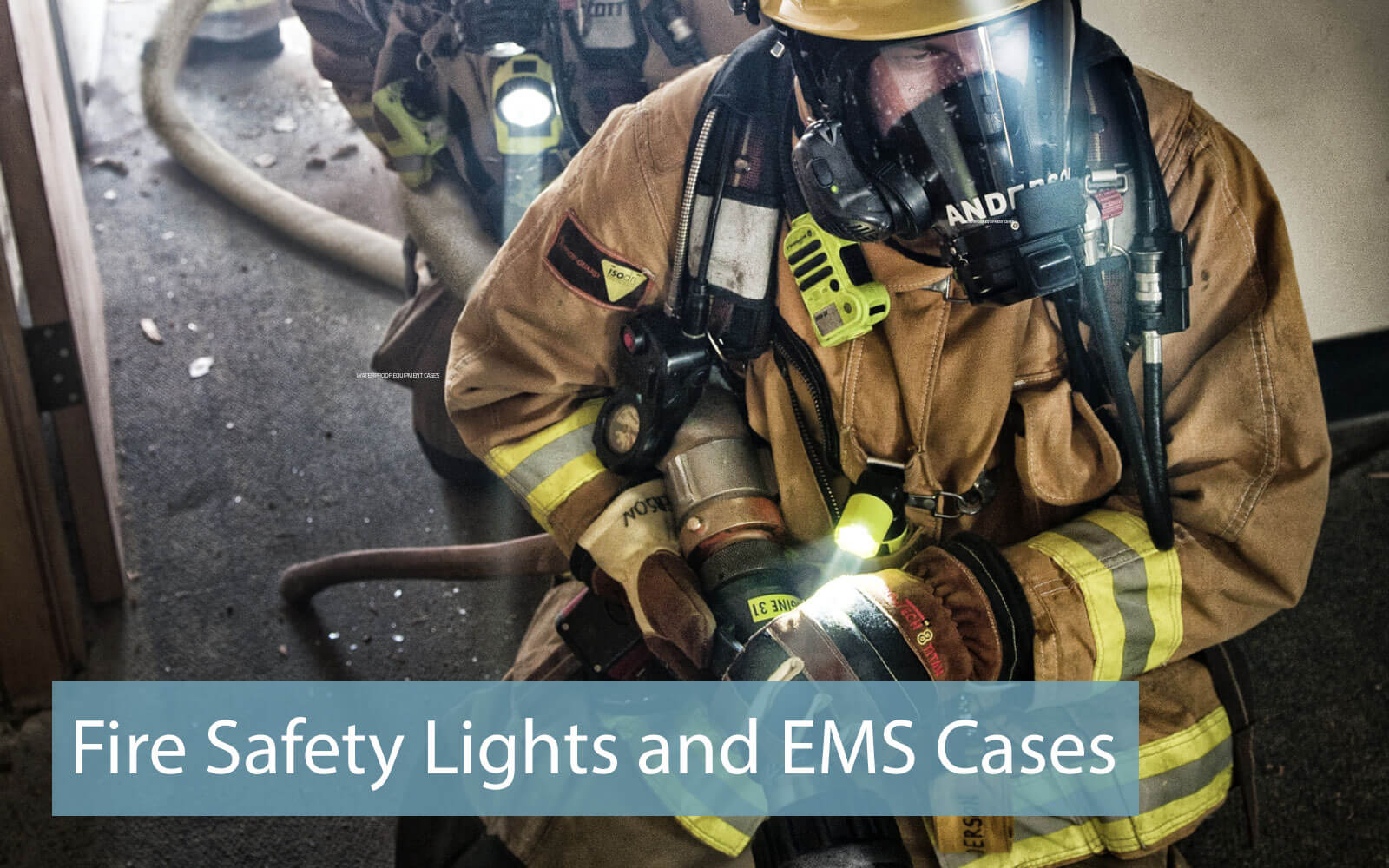 Fire Safety Lights and EMS Cases