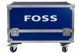Specialbygget Flightcases til dit udstyr