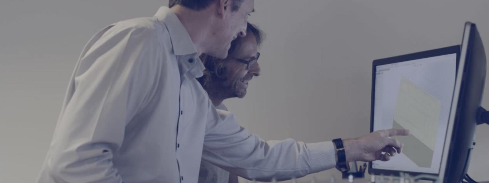 Vi designer vores løsninger i 3D med SolidWorks