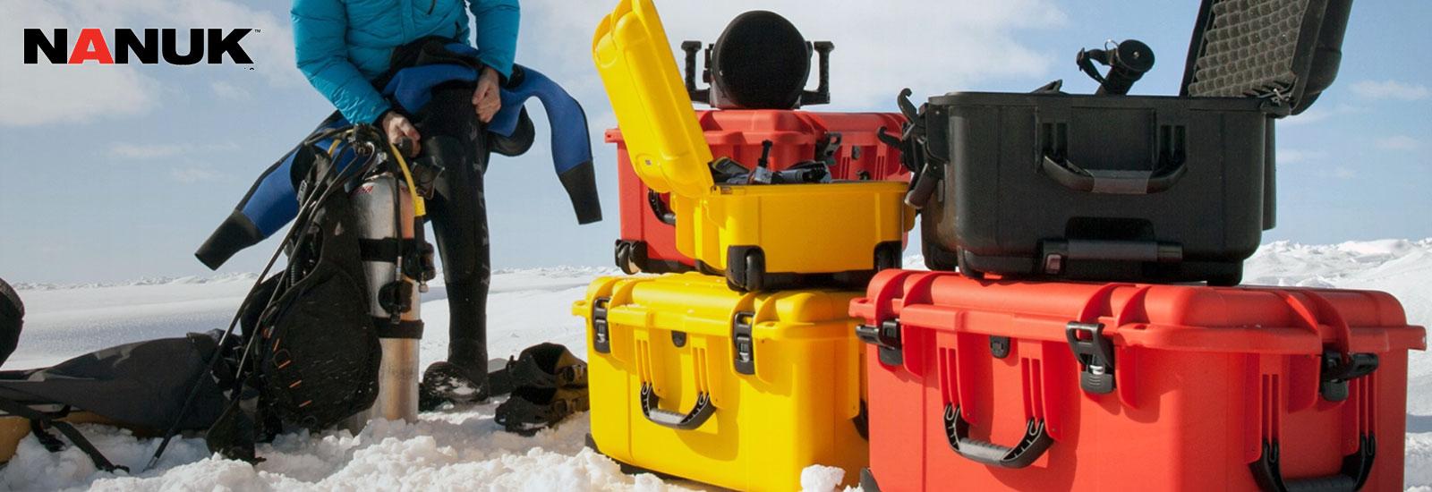 Premium Waterproof Cases