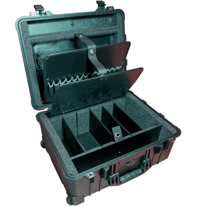 pelican 1535 organization air travel case