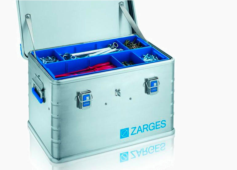 Zarges Tool Boxe